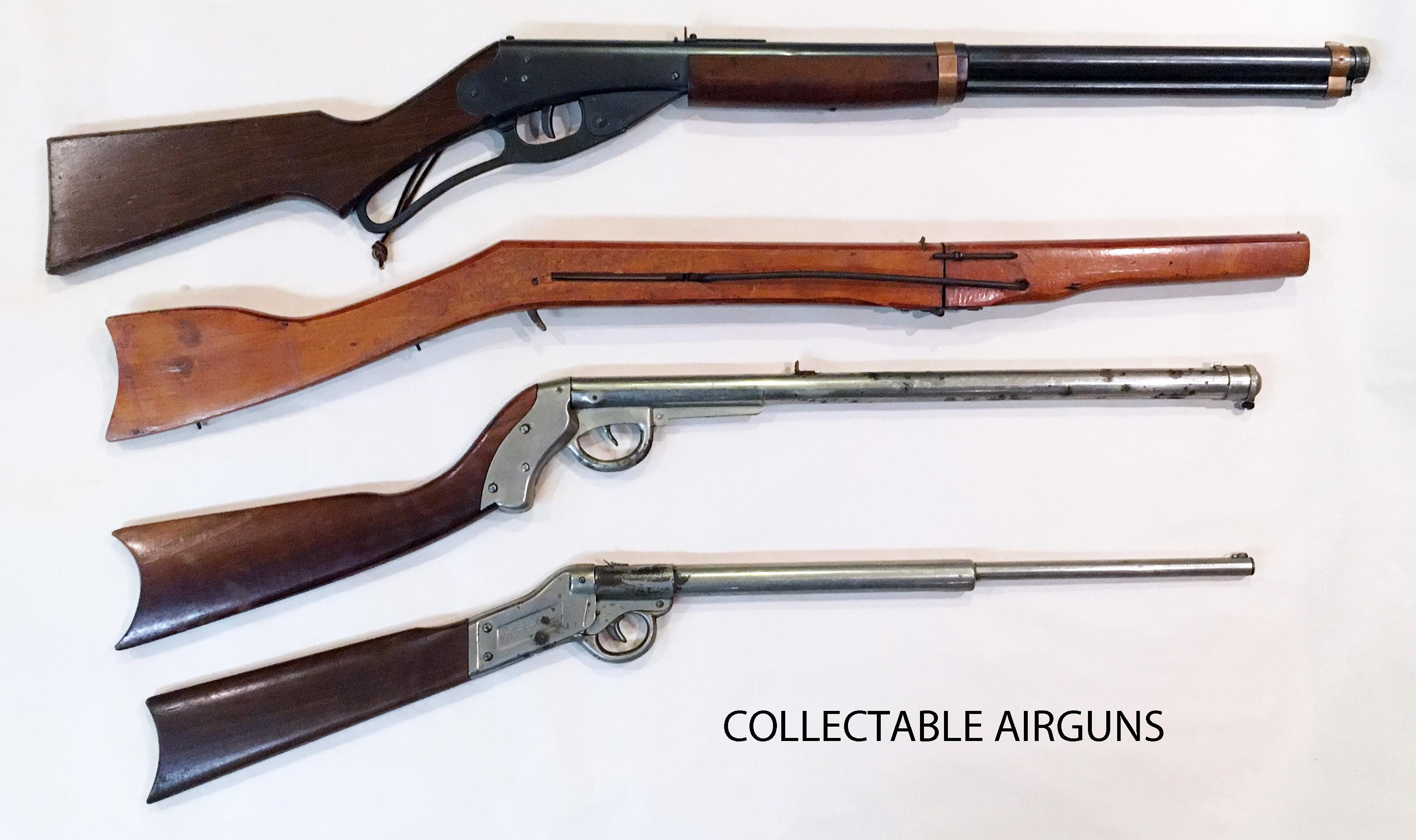 JG Airguns - Airgun Repair Gallery